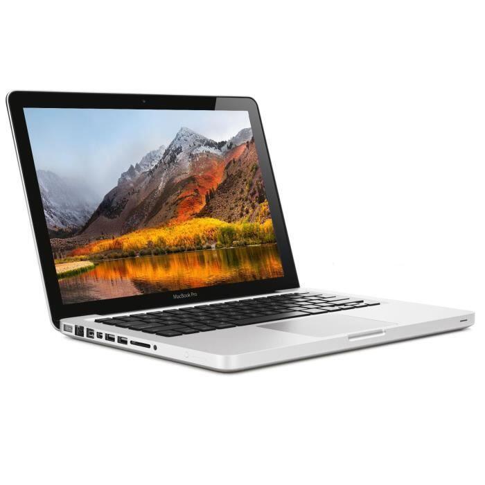 macbook pro a1278 intel i5 13 pouces ordizone qu bec